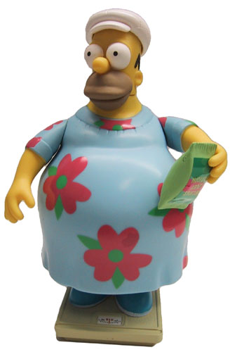 Figures Simpsons Collector Sector