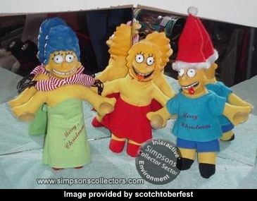 merchandise release guide simpsons collector sector